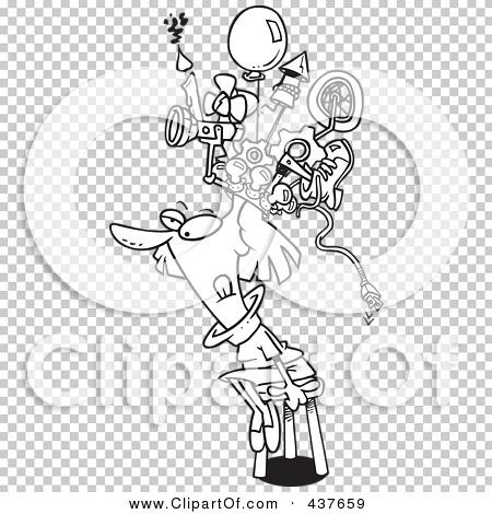 Transparent clip art background preview #COLLC437659