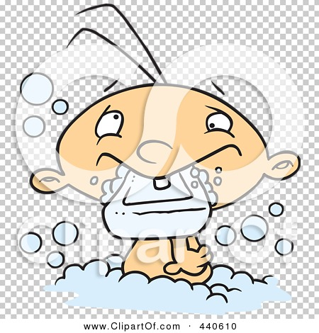 Royalty Free Rf Clip Art Illustration Of A Cartoon Baby