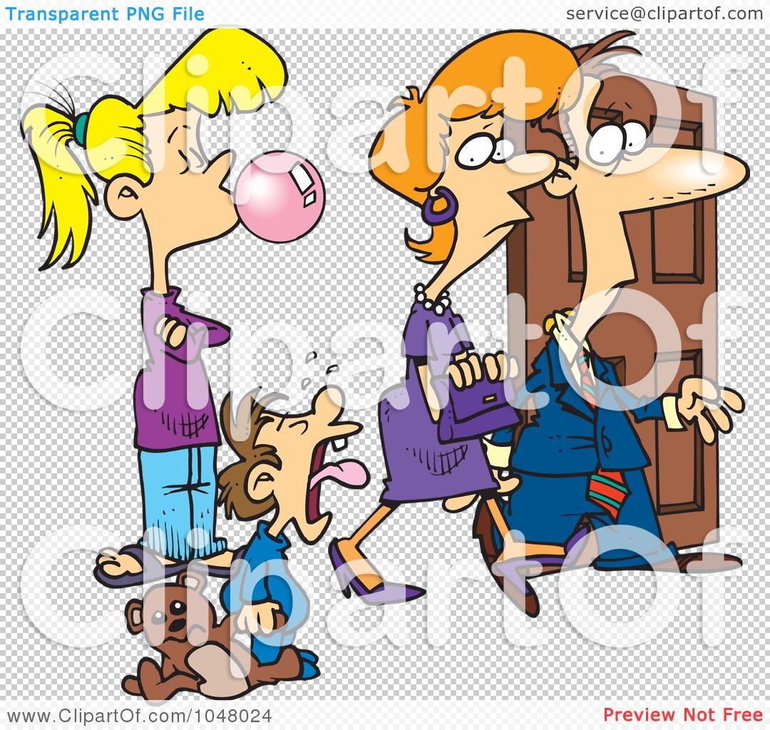 Clip Art Babysitting Services : Royalty free rf clip art illustration of a cartoon