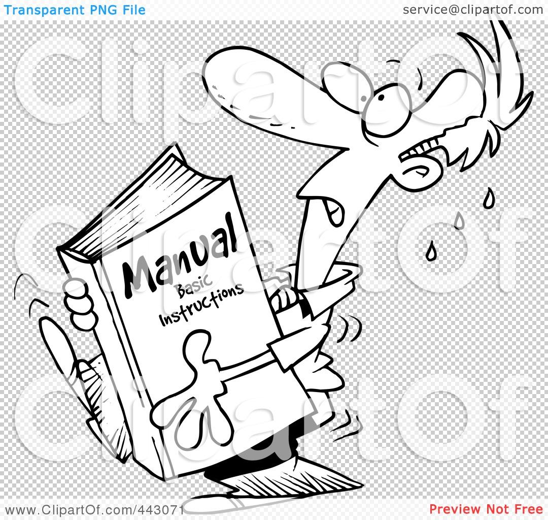 Handbook Clip Art Free Background Graphics Design – Clipart Download