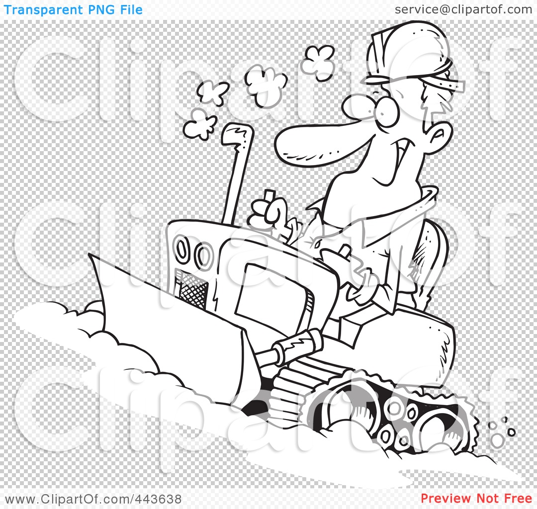 Displaying 19> Images For - Bulldozer Line Drawing...