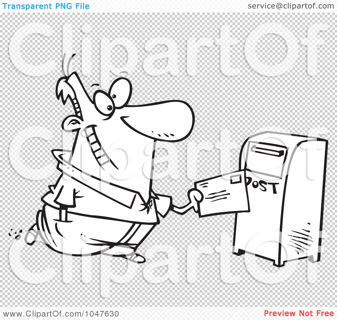 Displaying 20> Images For - Mail Carrier Clip Art...