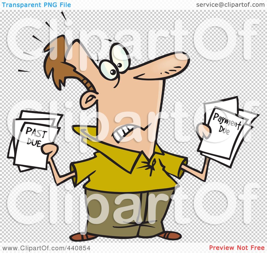 Clip Art Illustrations Invoice
