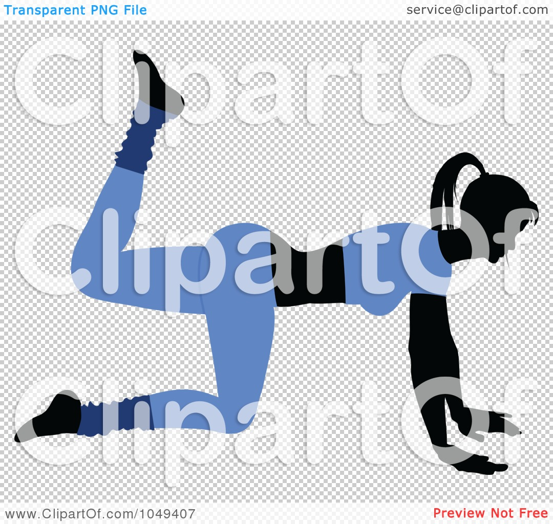 Women Work Out Clip Art - Viewing Gallery