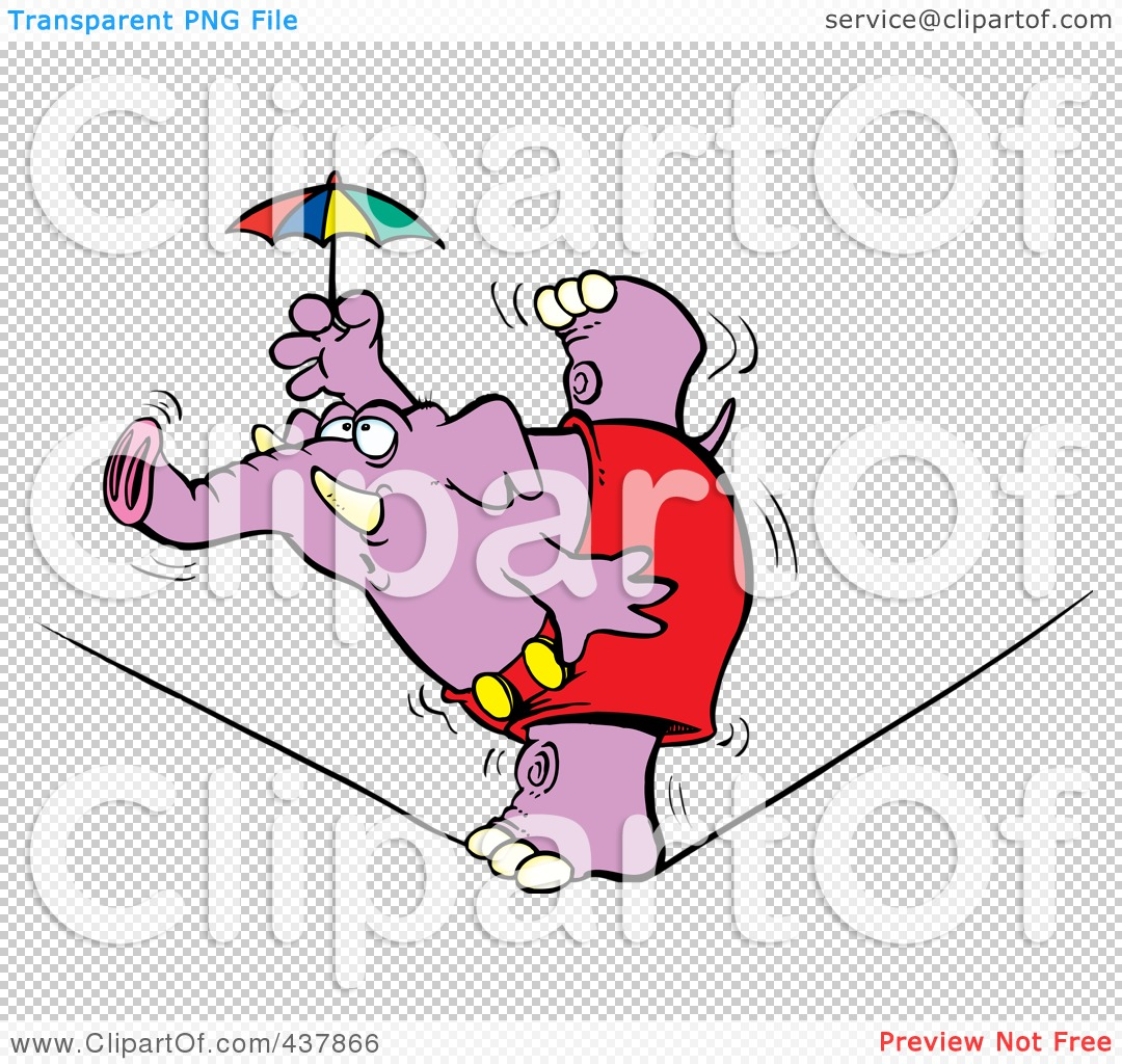 Royalty Free Rf Clip Art Illustration Of A Purple