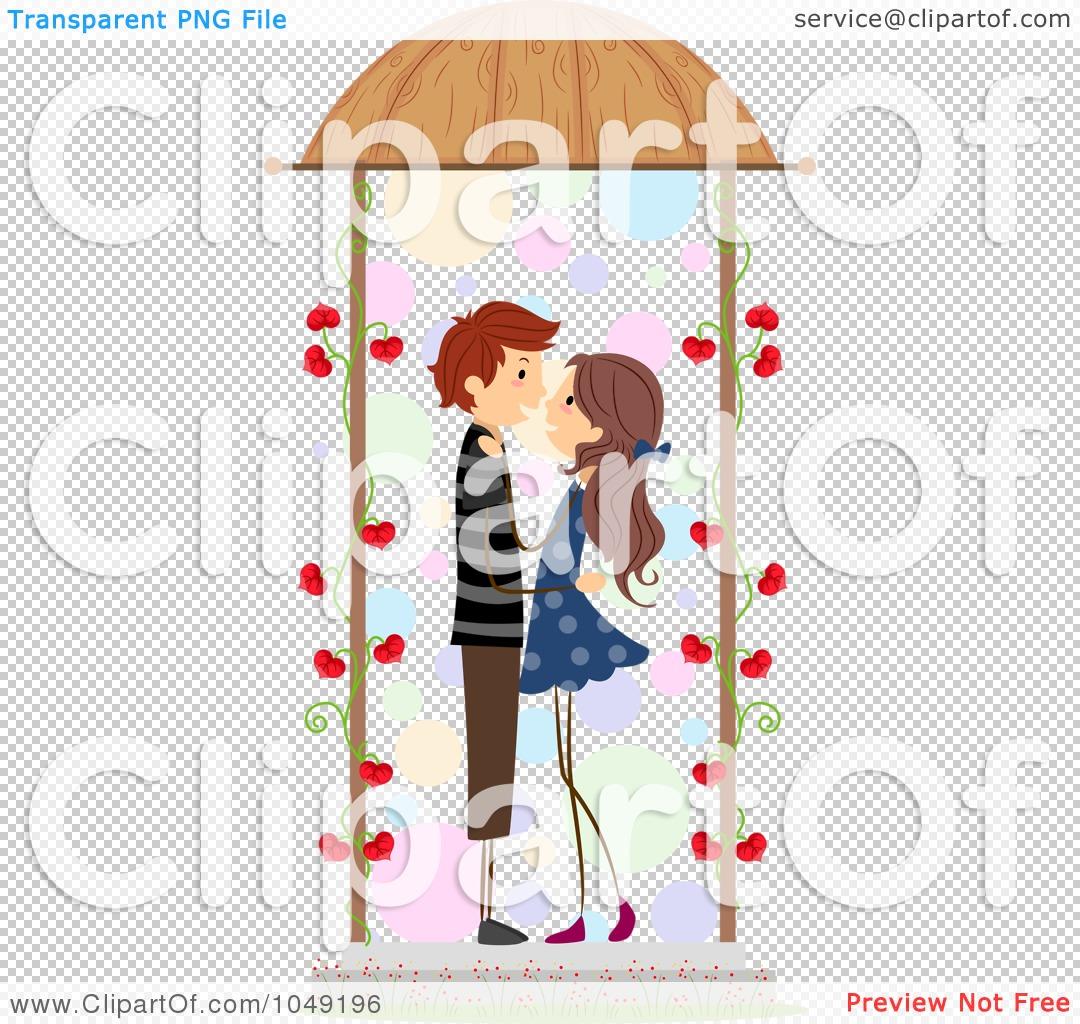 Royalty-Free (RF) Clip Art Illustration of a Valentine Stick ...