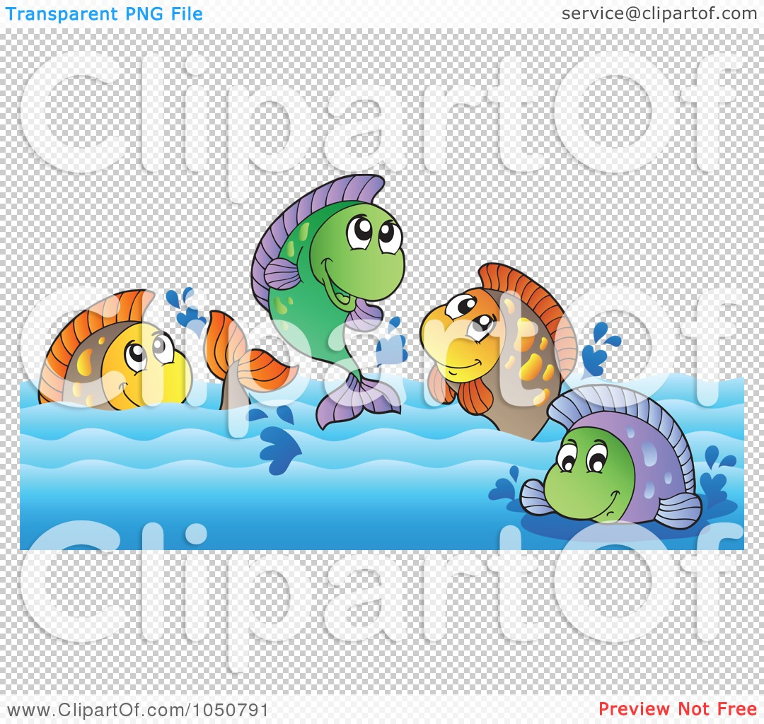 Freshwater fish clipart - Png File Has A
