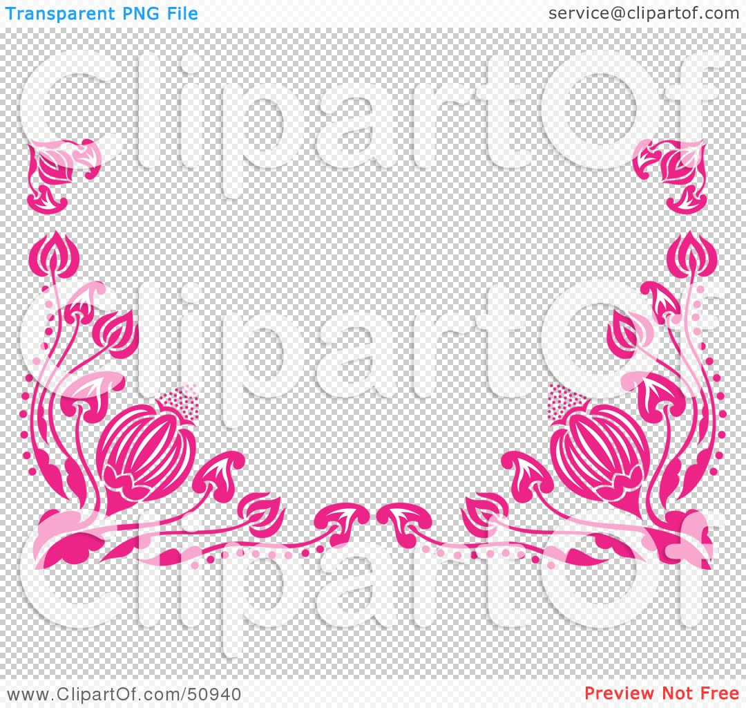 Pink lily flower transparent image the cliparts - Png File Has A Transparent Background