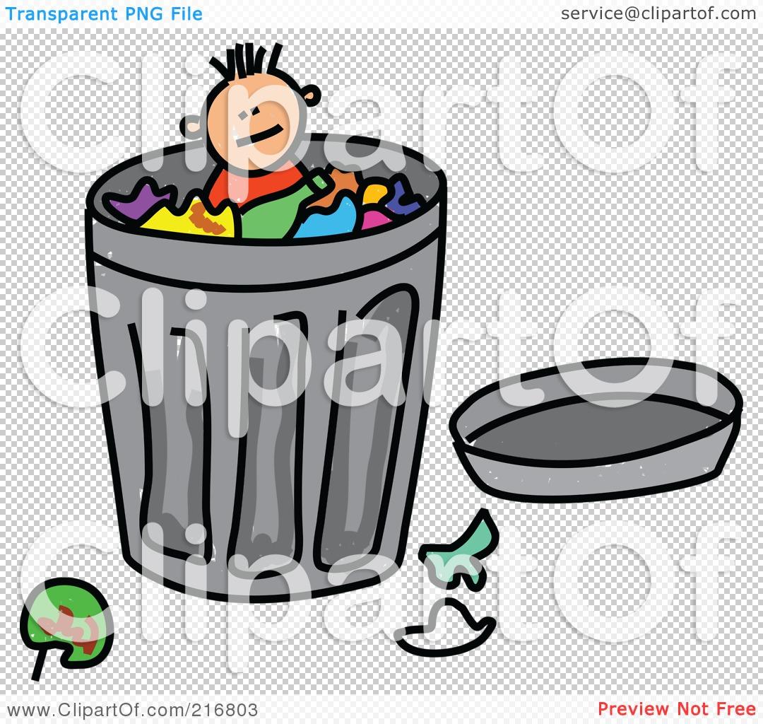 Trash Bag Open Trash Bag Clip