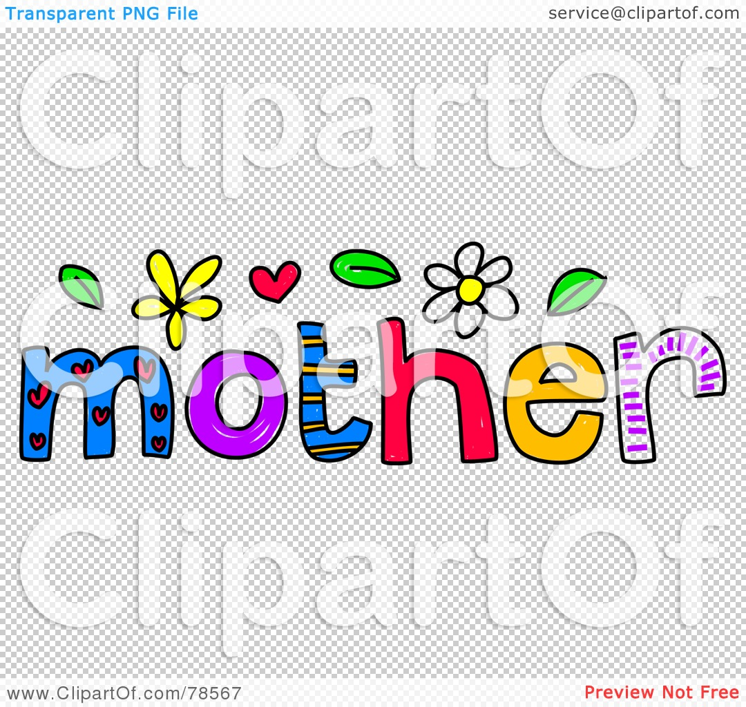 Royalty-Free (RF) Clipart Illustration of a Colorful ...