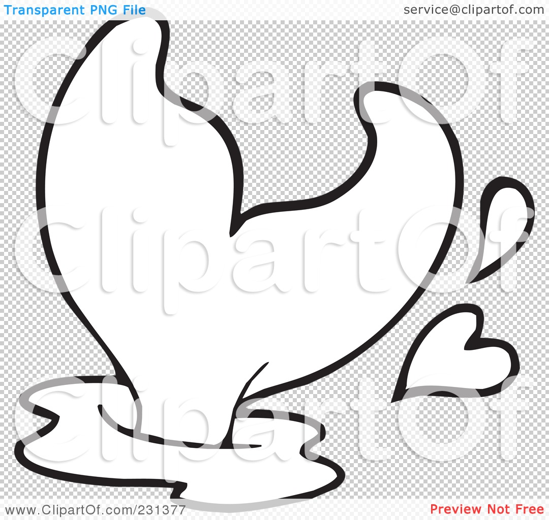 Free coloring pages killer whale - Png File Has A
