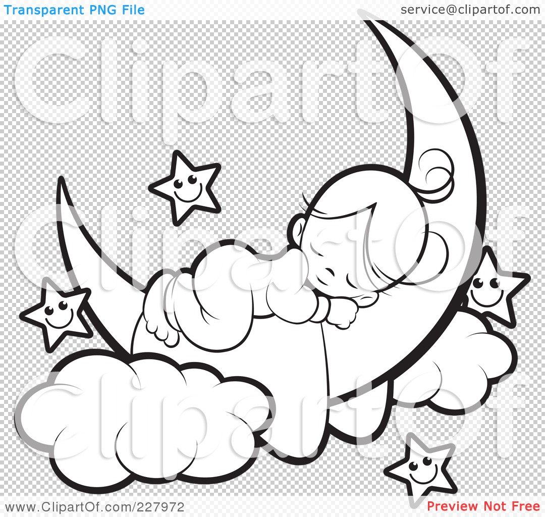 star and moon coloring pages - Coloring Pages Stars Moons