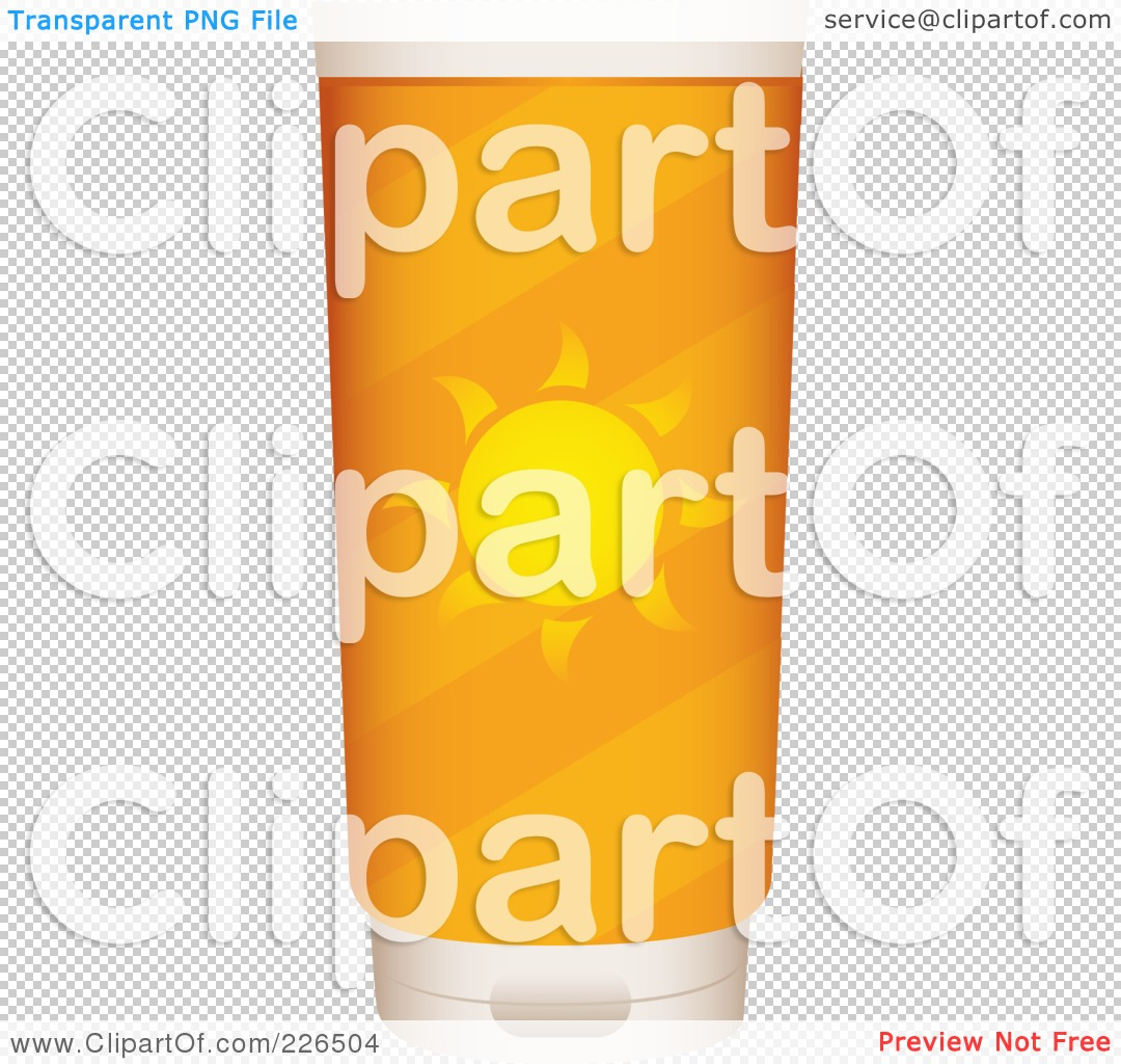 Sun Screen Clip Art