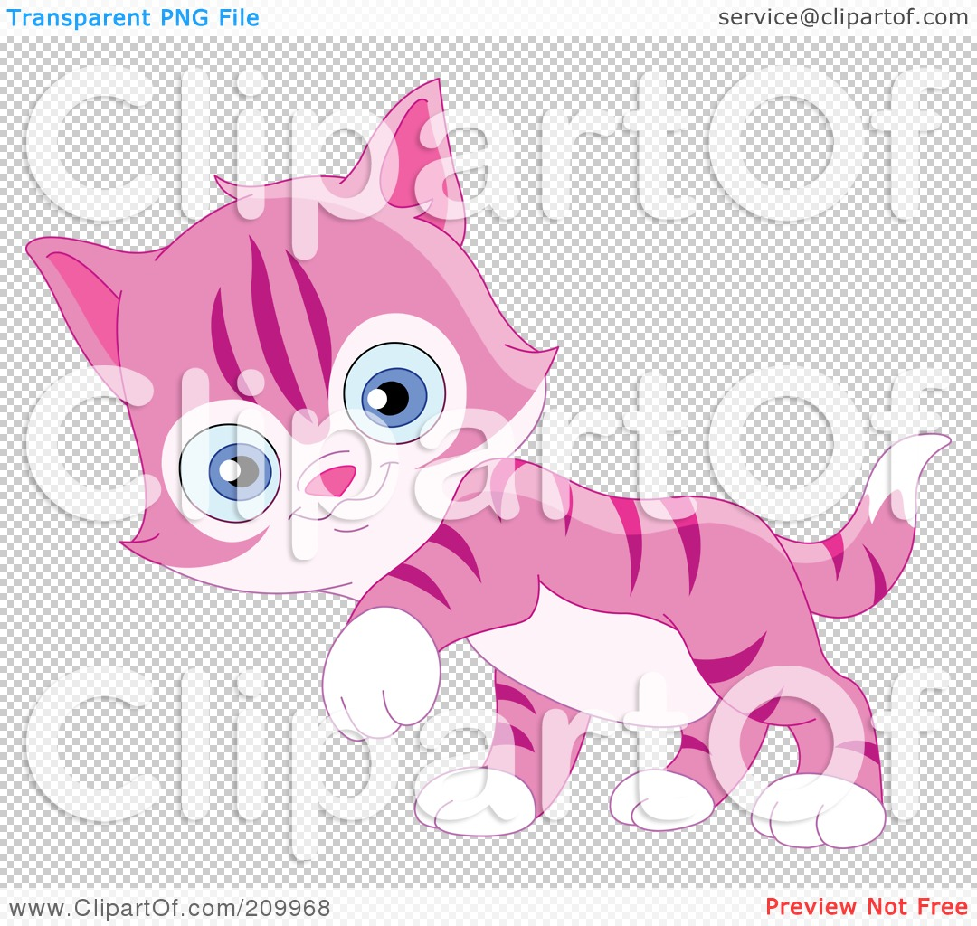 cute kitten drawings