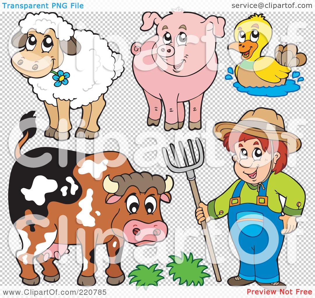 Free farm animal clipart for teachers - photo#28