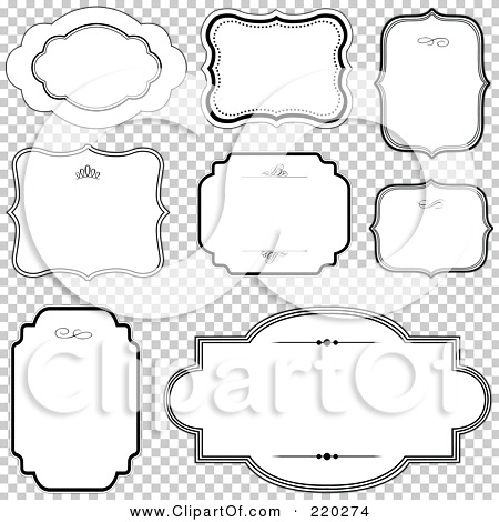 Transparent clip art background preview #COLLC220274
