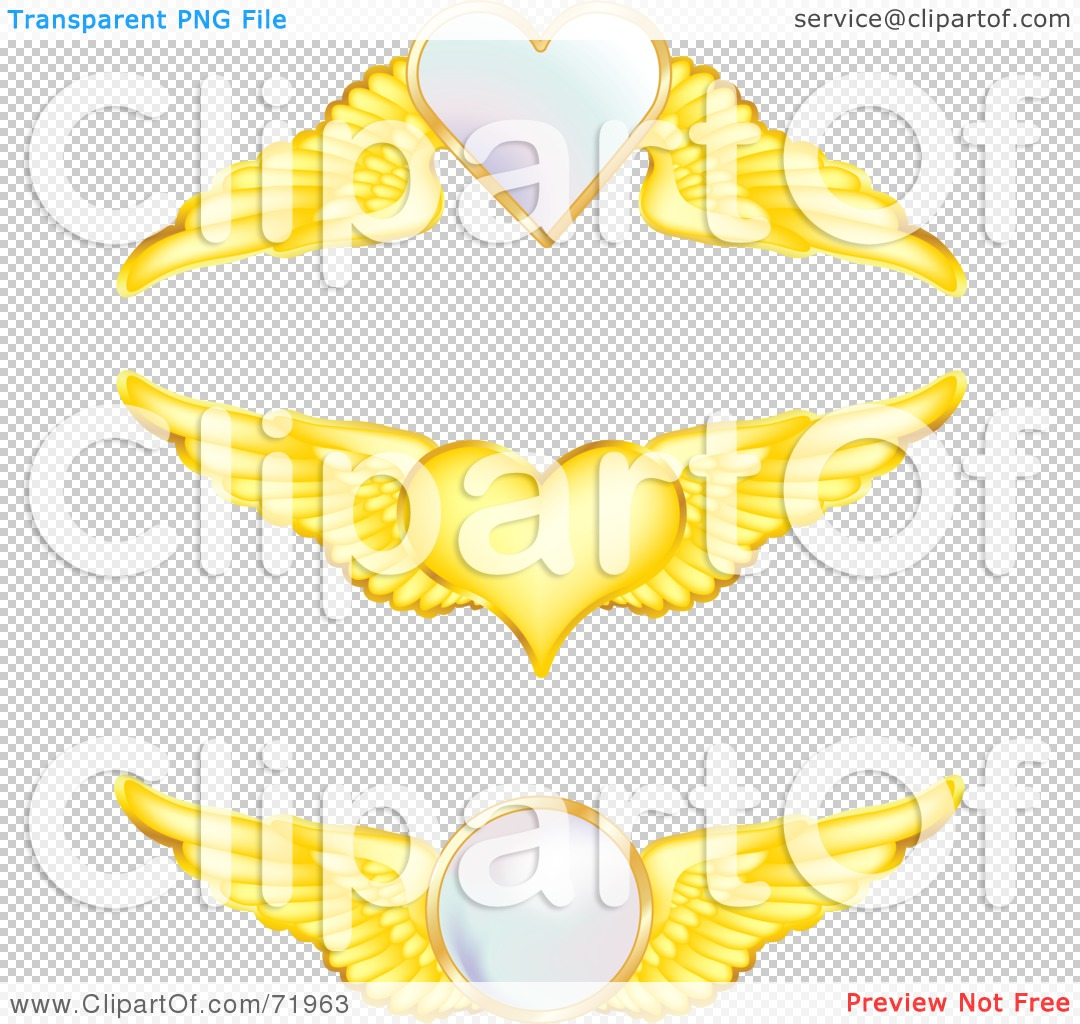 Commercial Pilot Wings Clip Art Royalty-free clipart picture