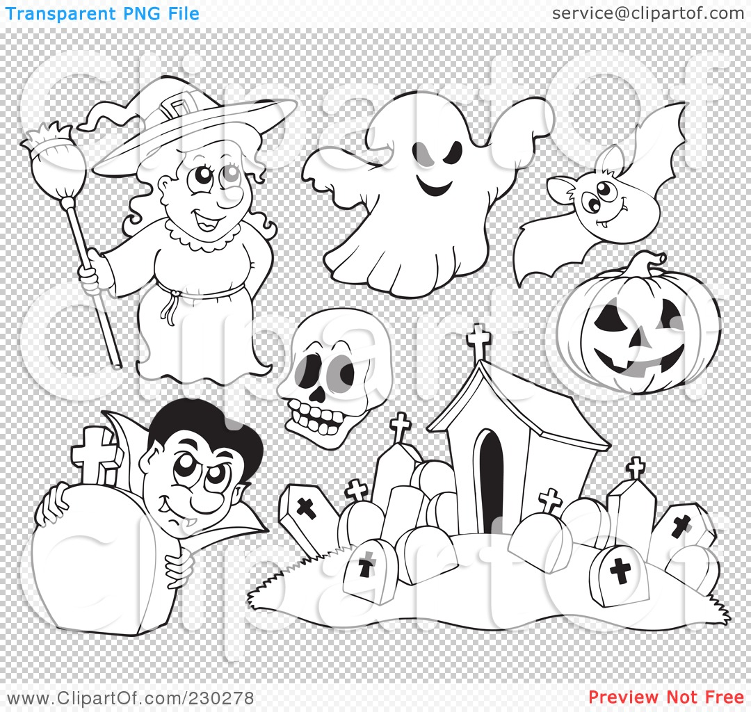 Printable halloween coloring sheet free halloween template