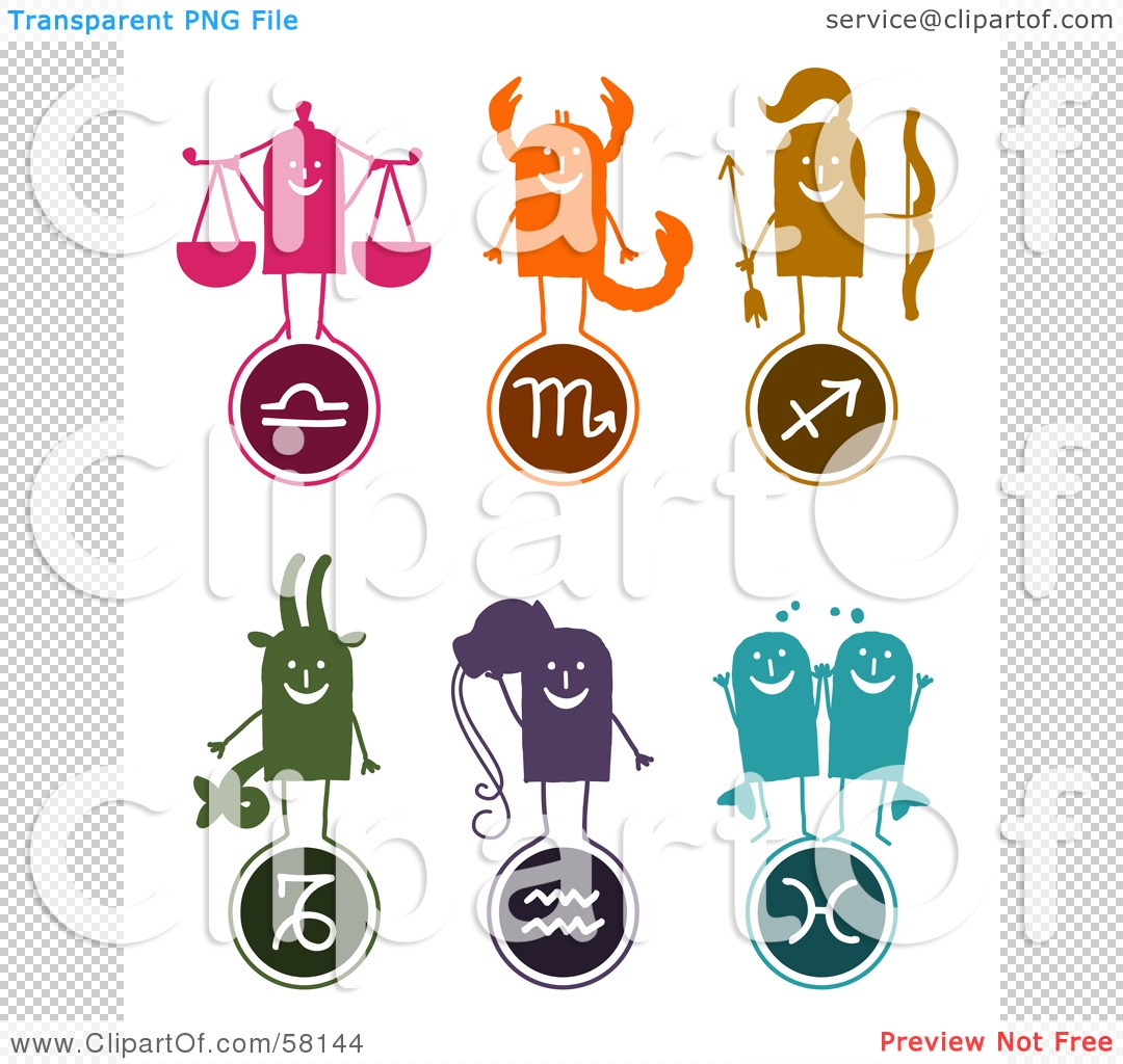 Capricorn and Scorpio Tattoo