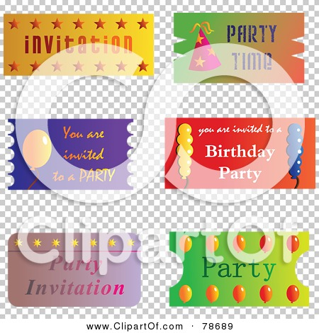 Transparent clip art background preview #COLLC78689