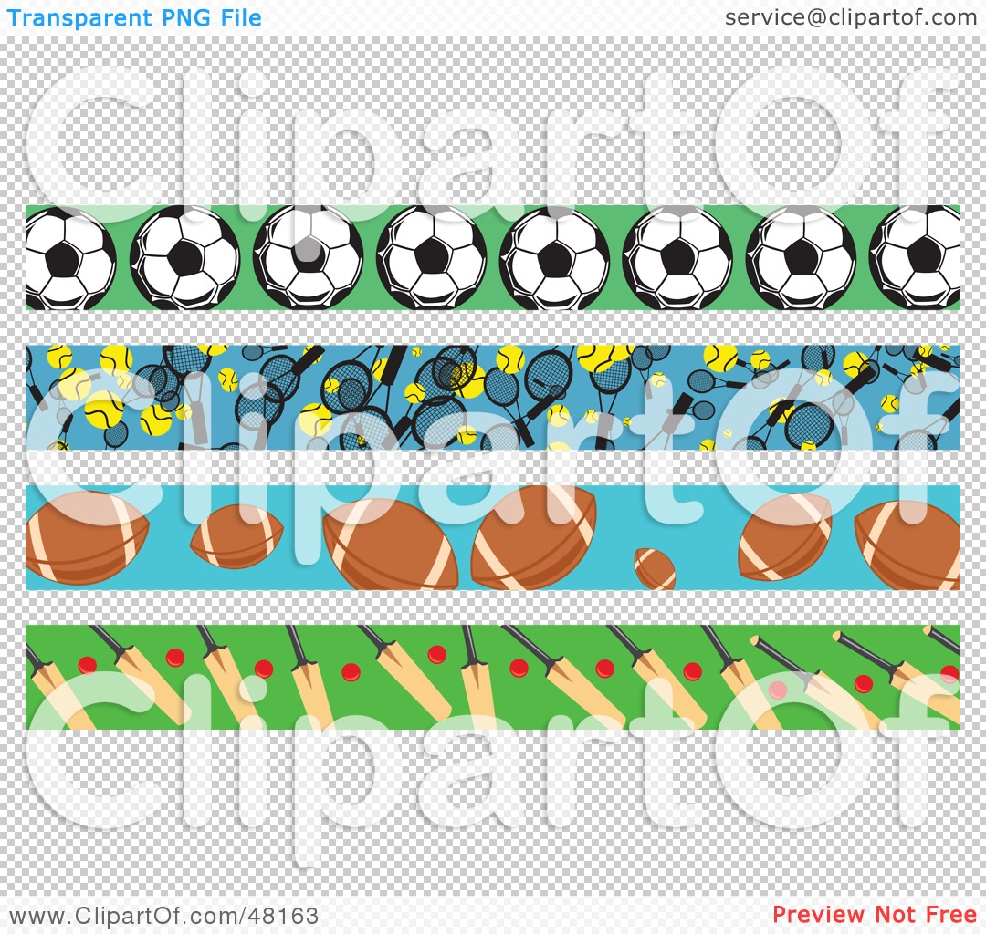 Free Sports Borders Cake Ideas | Clipart Panda - Free Clipart Images