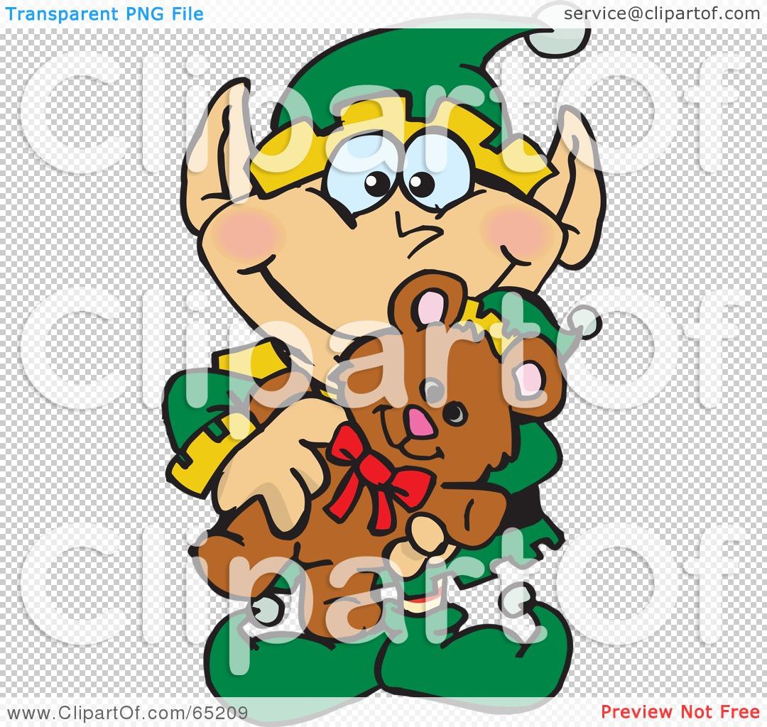 happy elf clipart - photo #33