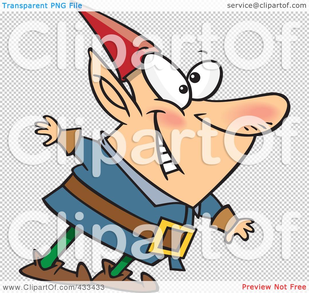 happy elf clipart - photo #31