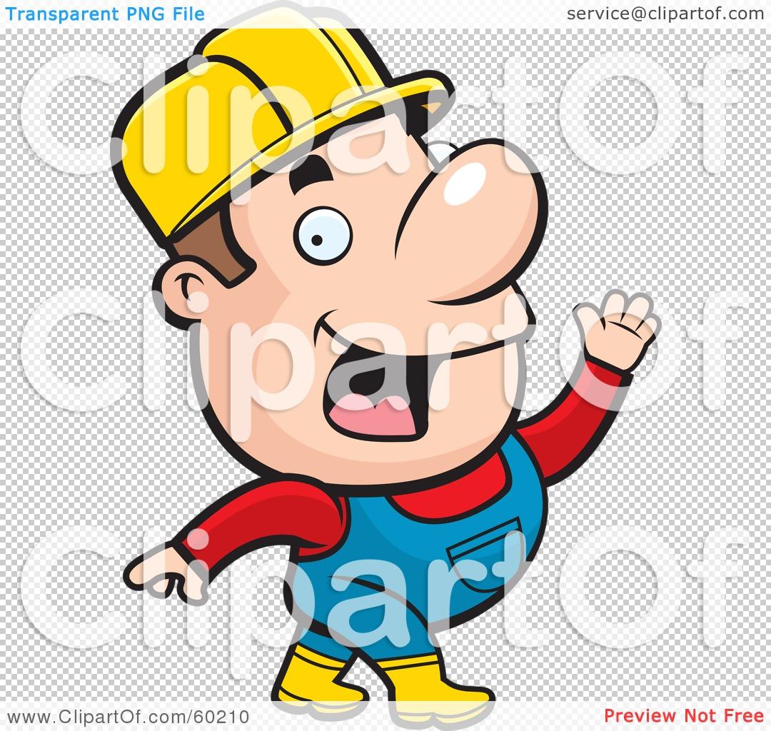 PNG file has a transparent  Construction Worker Transparent Png