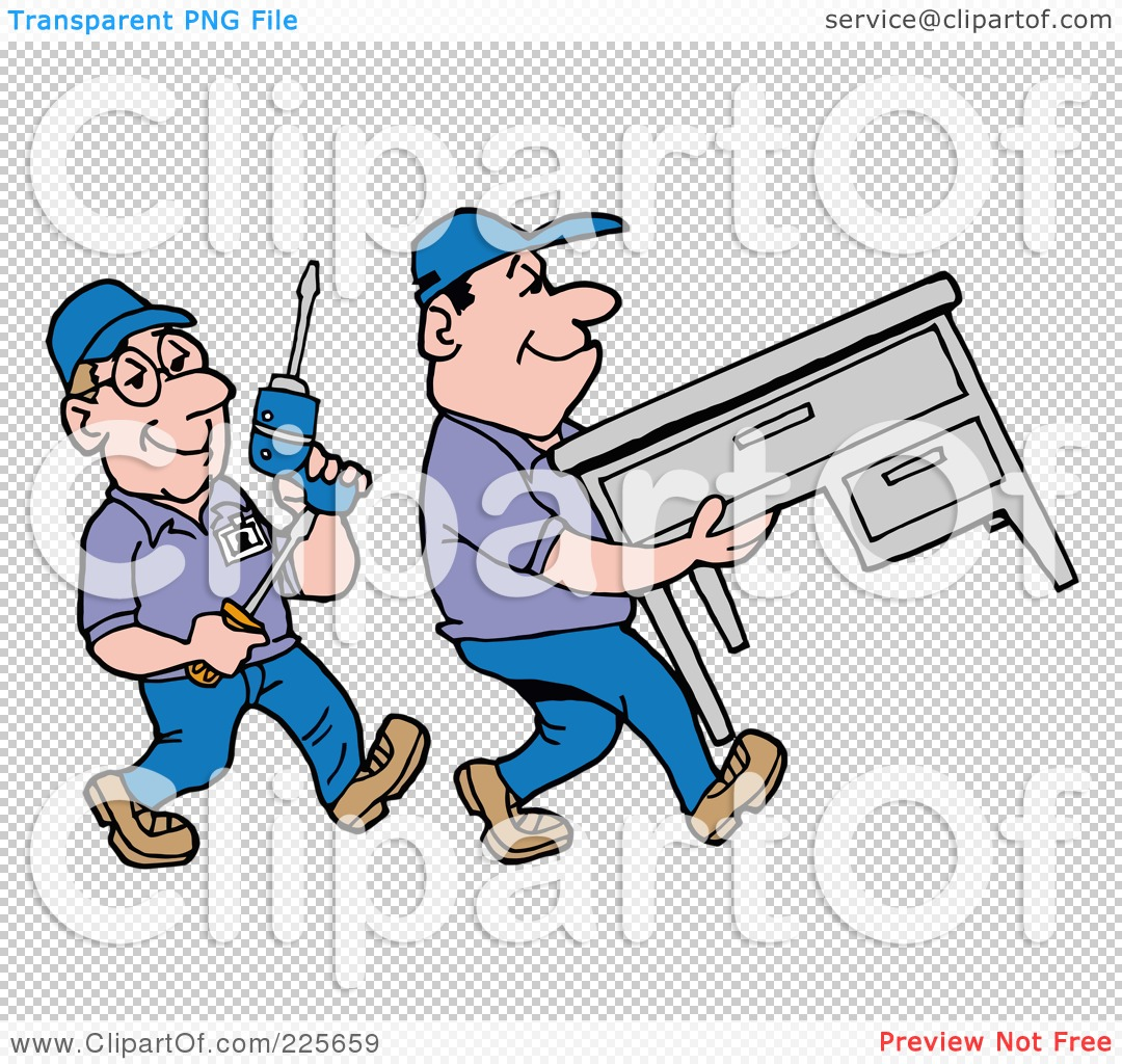 free clip art office move - photo #23