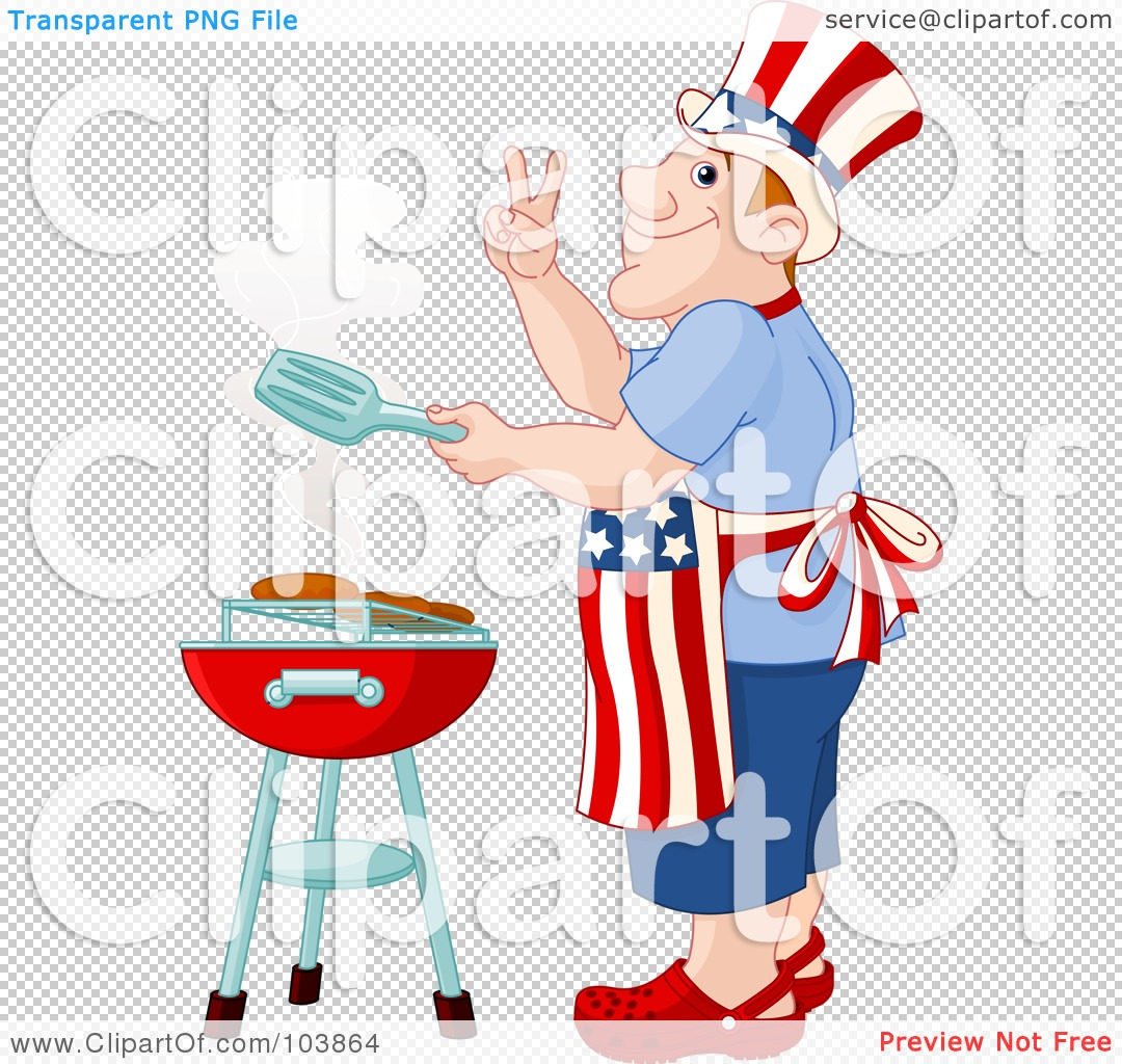 Transparent Man Cooking Png - Camping Cooking Clipart Black And White ,  Free Transparent Clipart - ClipartKey