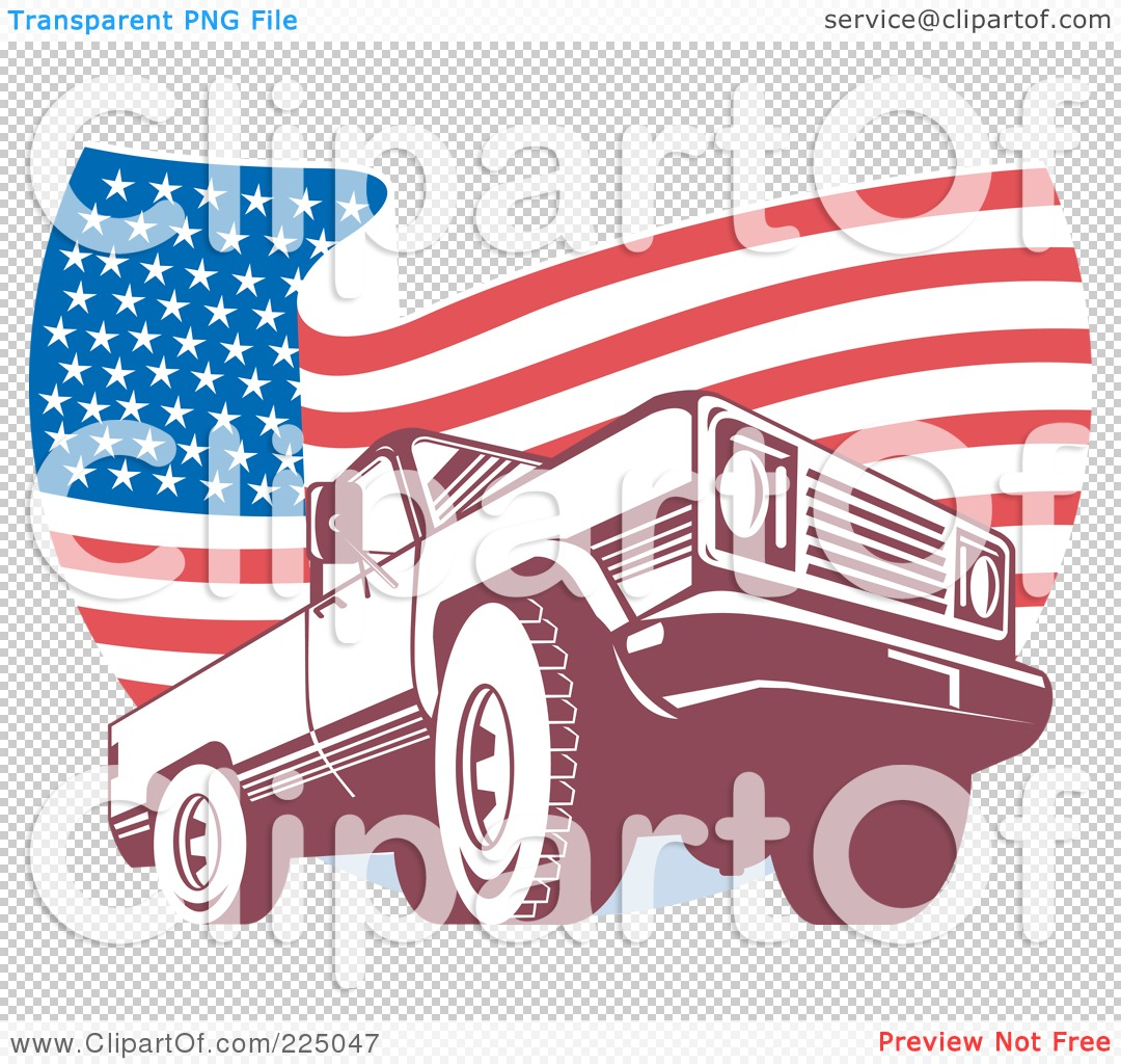 Green truck clipart royalty free rf pickup truck clipart - Png File Has A Transparent Background
