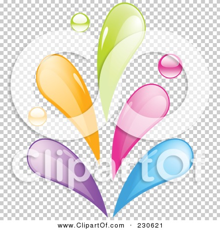 Transparent clip art background preview #COLLC230621