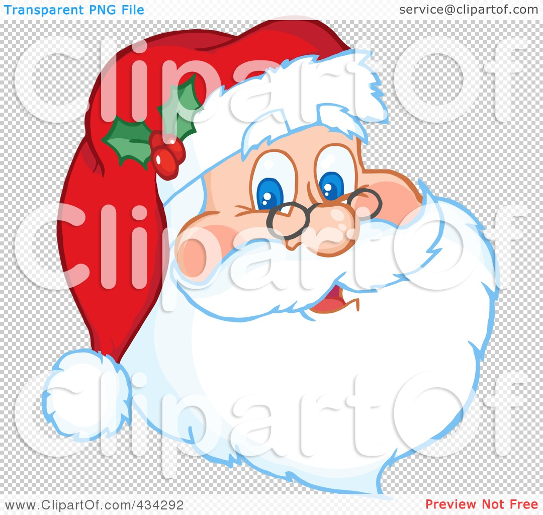 gallery for santa background clipart displaying 15 images for santa ...