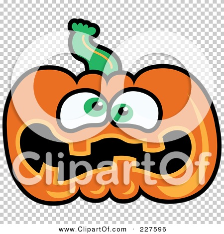 Royalty-Free (RF) Clipart Illustration of a Scared ...