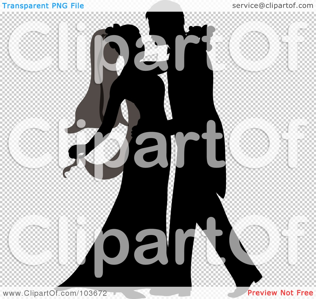 Royalty Free Rf Clipart Illustration Of A Silhouetted
