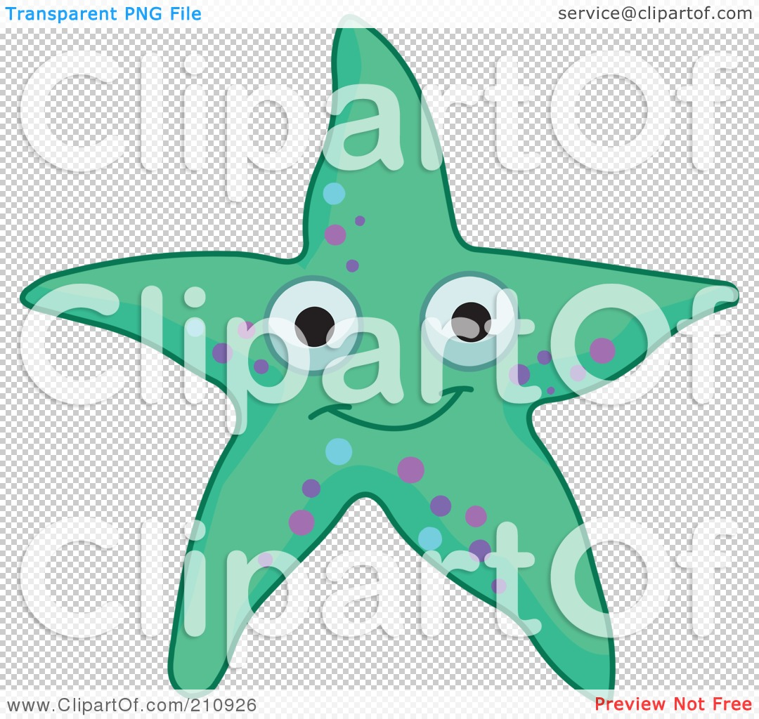 Displaying 20> Images For - Blue Star Fish Clip Art...