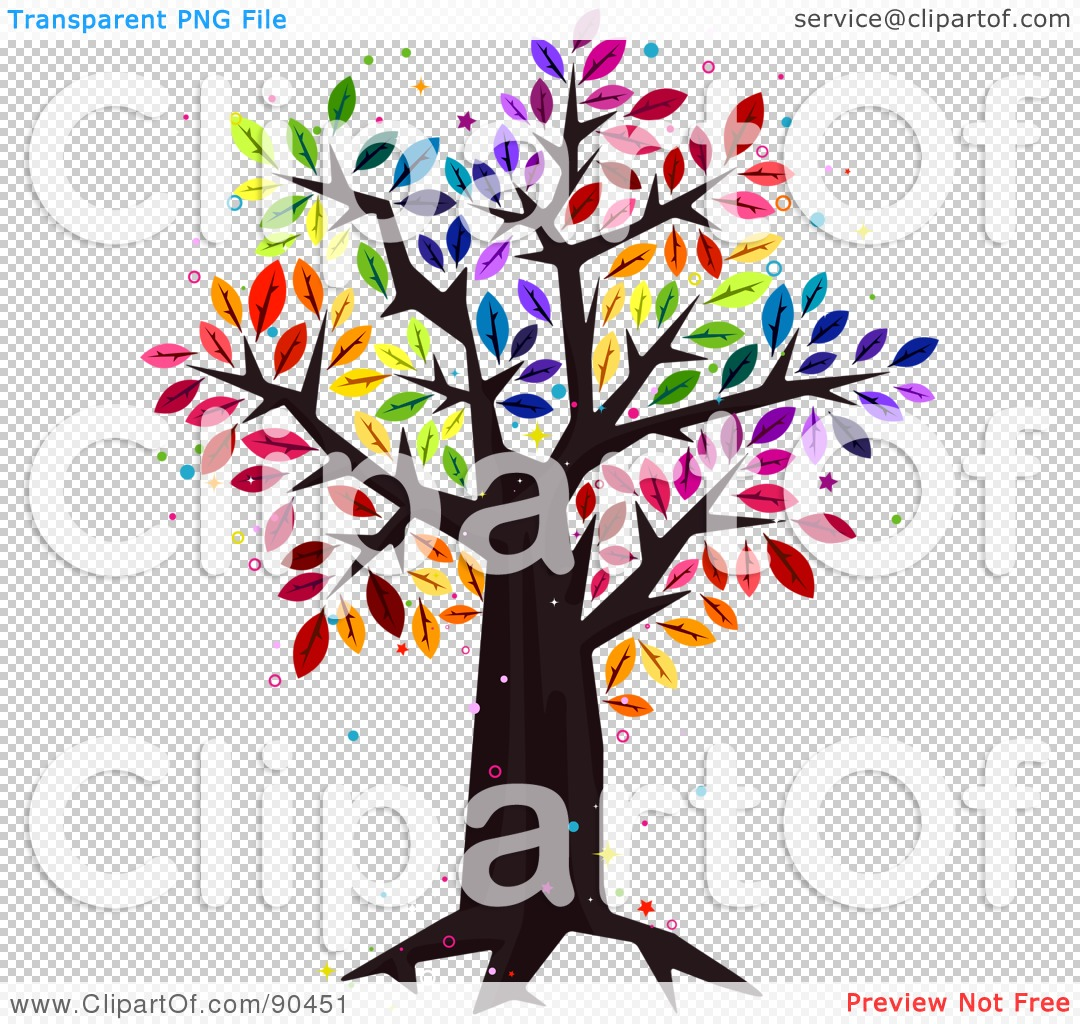 royalty free  rf  clipart illustration of a sparkly tree Owl Drawings Mystic Owl Art