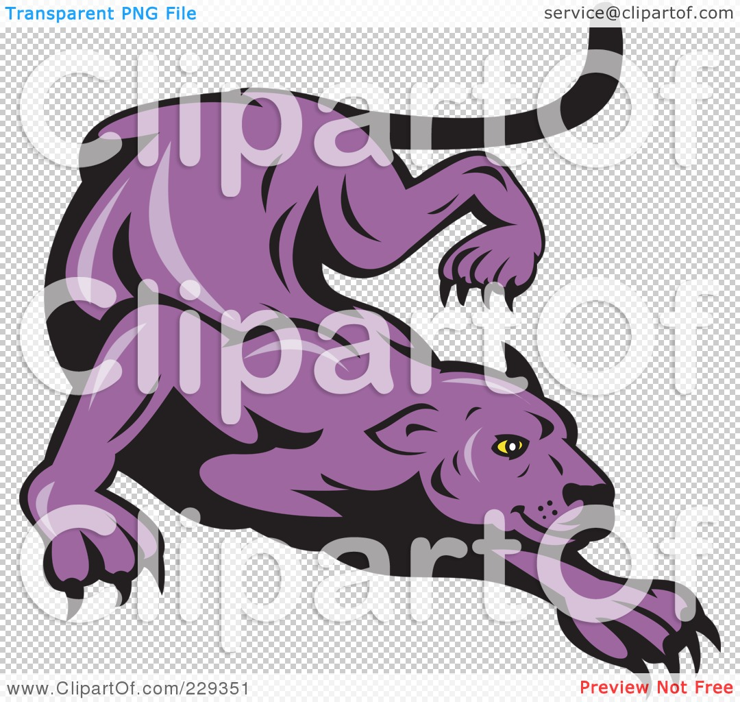 Royalty-Free (RF) Clipart Illustration of a Stalking ...