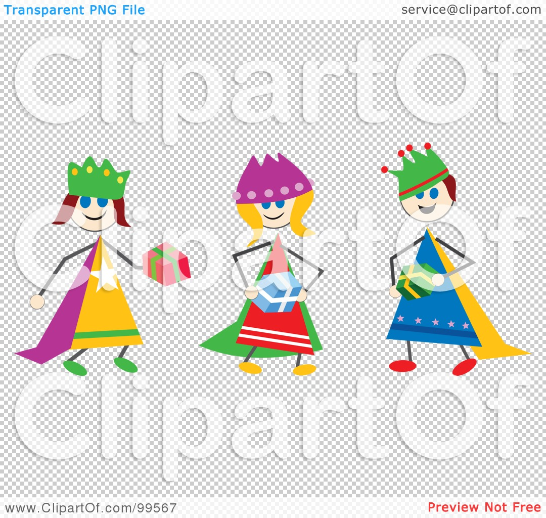 Child Getting Dressed Clip Art Royalty-free clipart picture