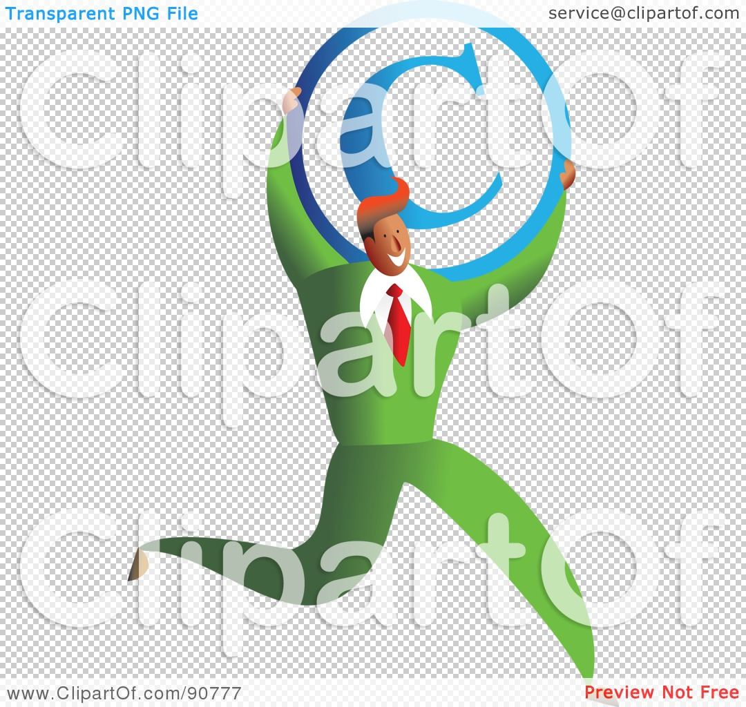 Royalty-Free-RF-Clipart-Illustration-Of-A-Successful-Businessman ...
