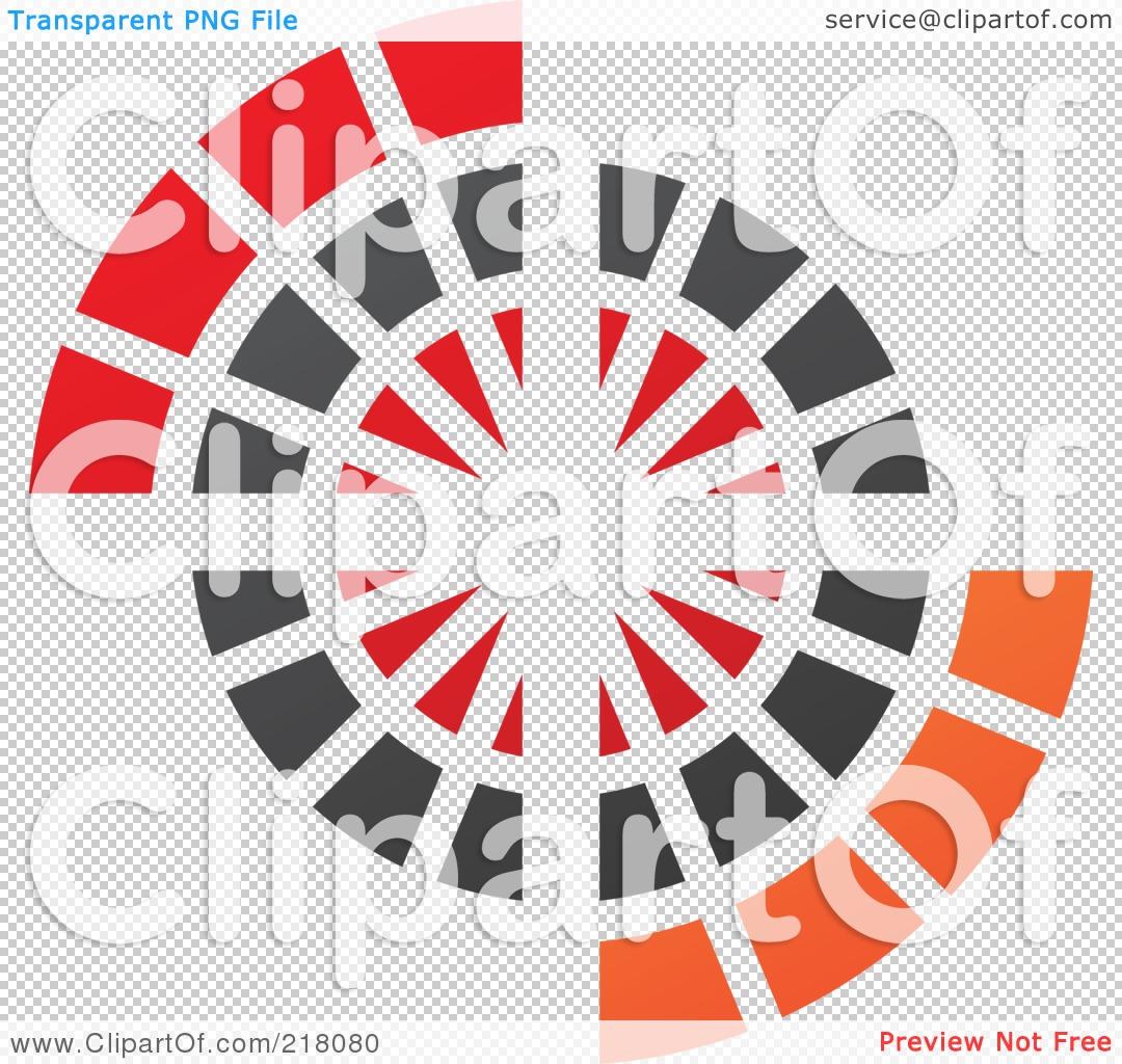 Blue Circlelogo: Royalty-Free (RF) Clipart Illustration Of An Abstract