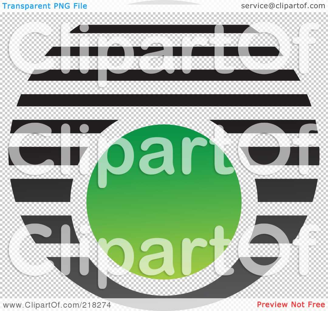 Green Circle Brand Logo Green Circle Logo With Lines