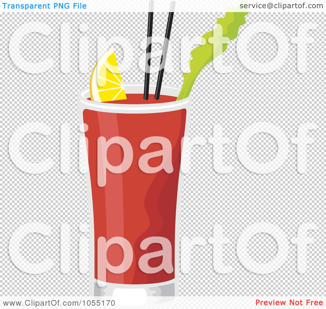 bloody mary drink clipart - photo #33