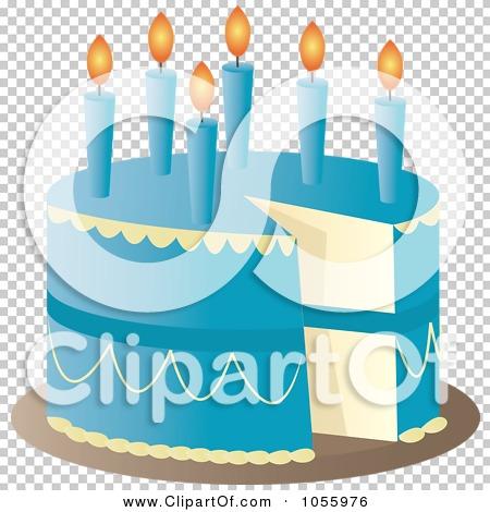 Royalty Free Vector Clip Art Illustration Of A Blue