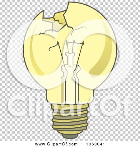 Royalty Free Vector Clip Art Illustration Of A Broken