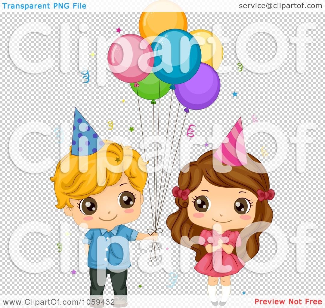 40th Birthday Clip Art