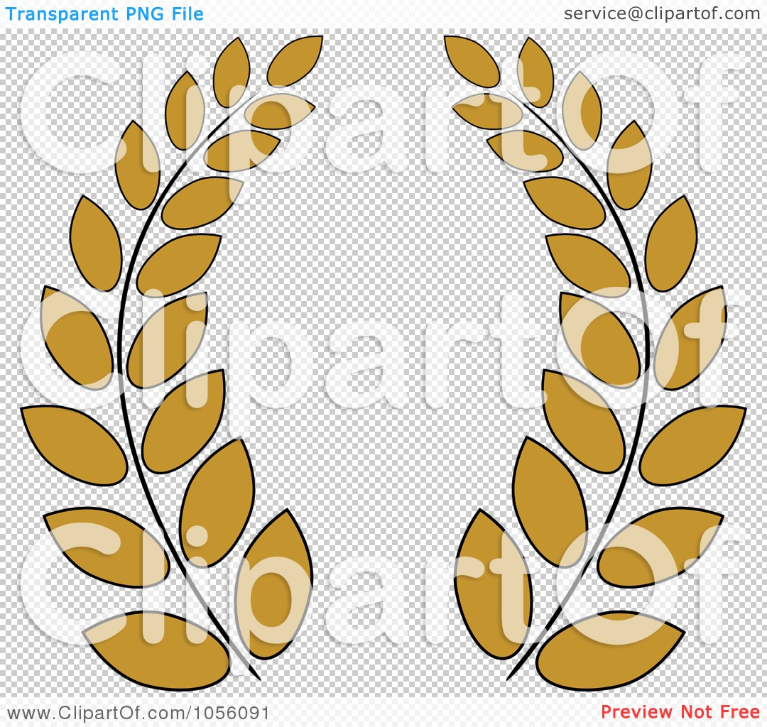 Royalty-Free Vector Clip Art Illustration of a Dark Yellow ...