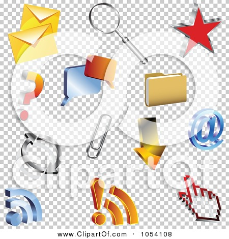 Transparent clip art background preview #COLLC1054108