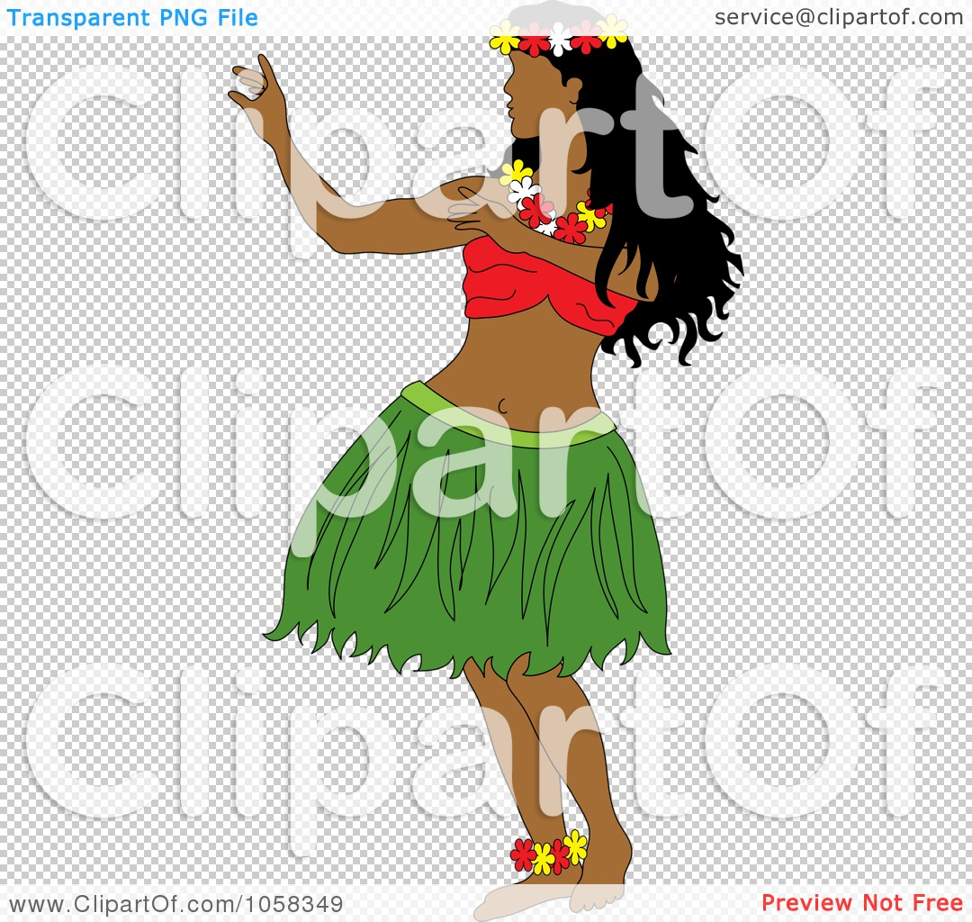 Clear Background Hula Skirt | Dress images
