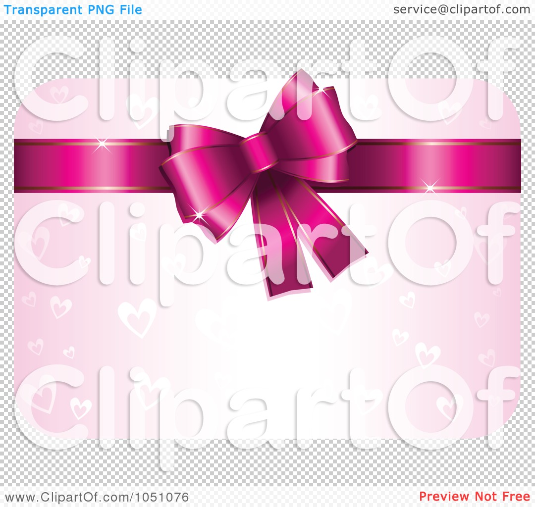Royalty-Free Vector Clip Art Illustration of a Pink Heart ...